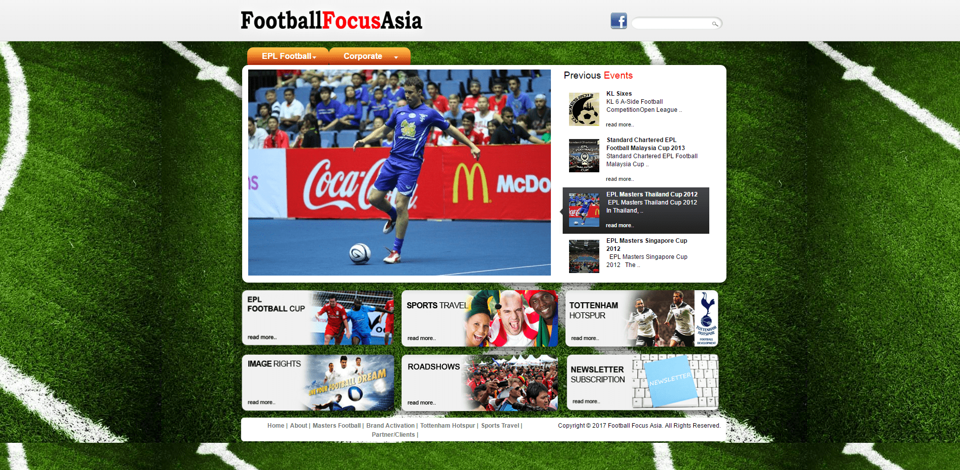 Football Focus Asia homepage-min