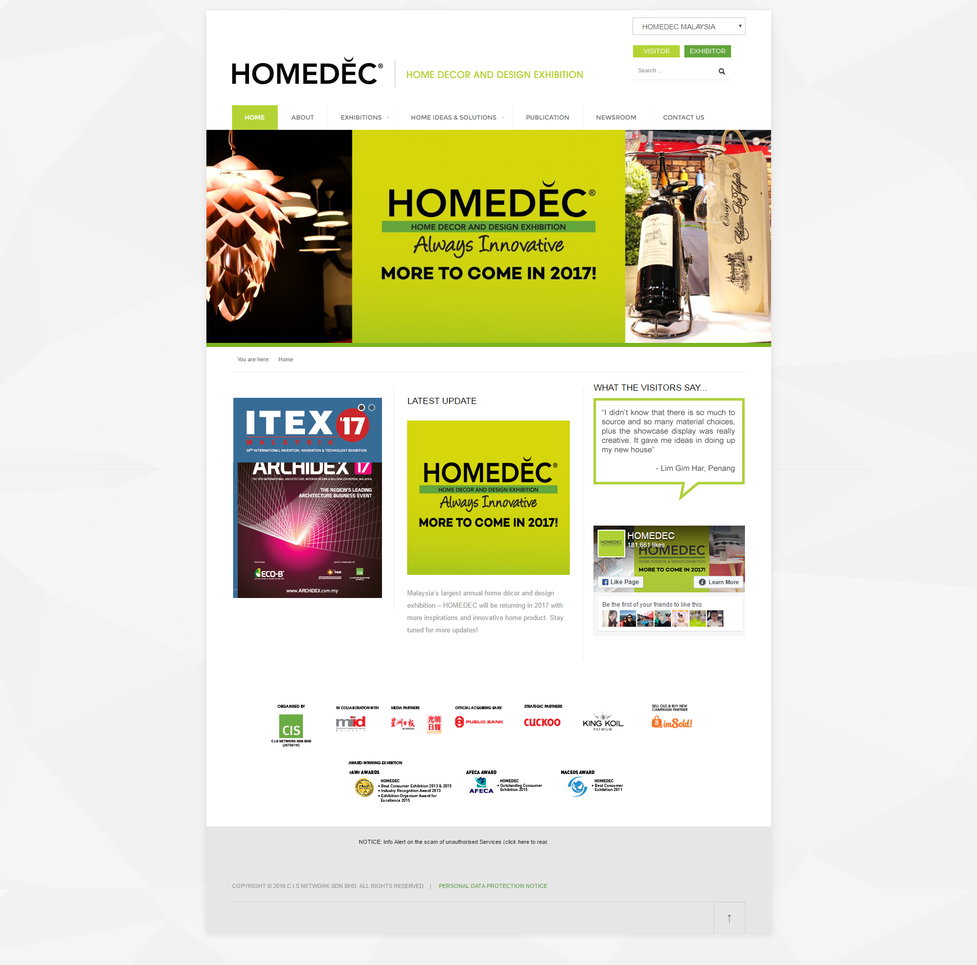 HOMEDEC Home