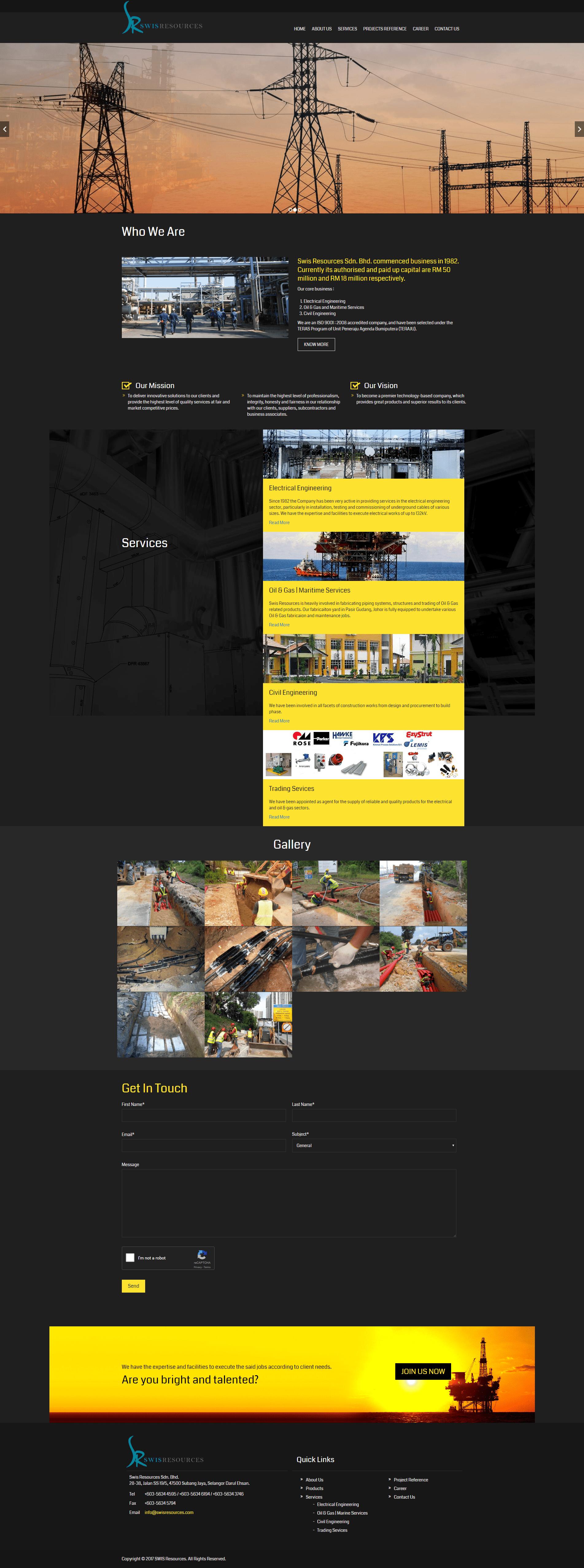 Swis homepage-min