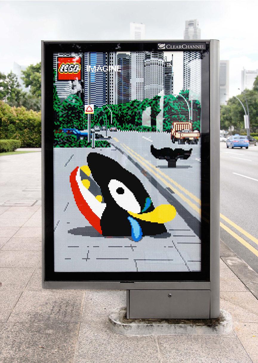 Lego Creative Campaign Malaysia, Creative Agency
