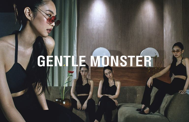 Gentle Monster Marketing Campaign
