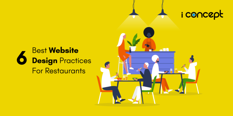 Website Design in Malaysia: 6 Best Website Practices for Restaurants